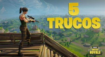 5 Trucos para Fortnite en el Movil